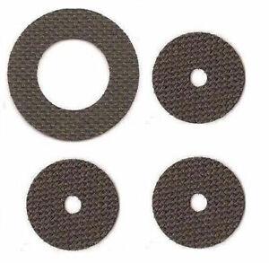 Okuma carbontex drag washers TRIO-55 - BAITFEEDER BF-55 - TRIO-55S HIGH SPEED 55