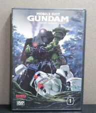 Mobile Suit Gundam The 08th MS Team Vol. 1  (DVD)   Anime    LIKE NEW