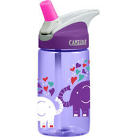 Camelbak Eddy Kid's BPA-Free Bottle 12oz (.4L) - Elephant Love (DC'd)