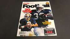 Athlon Sports College Football Volume 3 / 1997 Autographed w/ COA