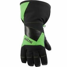 New Arctic Cat Green Extreme Snowmobile Gloves