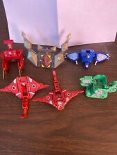 Bakugan Battle Gear Lot of 6