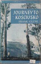 Journey to Kosciusko : Frank Clune