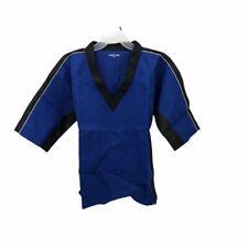 CENTURY Mens Martial Arts Uniform Top Blue Black Jiu-Jitsu Gis Sportswear 4