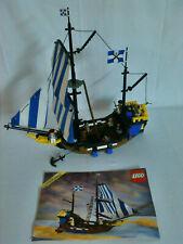 Lego 6274 Caribbean Clipper MIT OBA TOP ZUSTAND 100% komplett Piraten Schiff