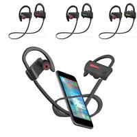 Wireless Bluetooth 4.1 Headphones Best Running Sports Workout Wireless Earbuds