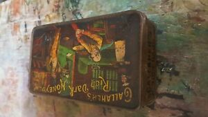 Gallahers Rich Dark honeydew Large Tobacco Tin