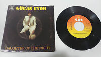 "Goran Rydh Hello Jamaica 1977 CBS Single 7 "" vinyl Vinyl Spanisch Edit Selten"