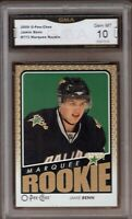 GMA 10 Gem Mint JAMIE BENN 2009/10 OPC O-Pee-Chee ROOKIE Card DALLAS STARS!