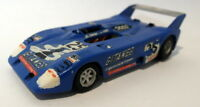 Unbranded 1/43 scale White metal 23N17J Lola T292 Le Mans car UNBOXED