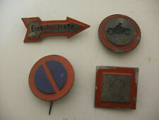 German Issued Collectable WWII Military Badges
