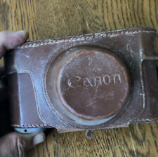 Vintage Camera - Old Canon/Japan