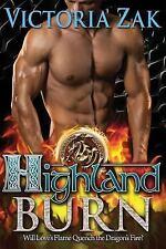 Highland Burn: By Zak, Victoria