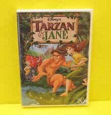 Tarzan & Jane DVD - BRAND NEW, FACTORY SEALED, AUTHENTIC DISNEY