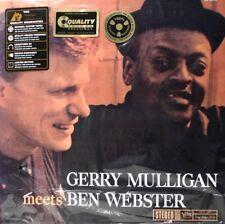 Verve | Gerry Mulligan Meets Ben Webster 200g LP