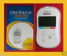 OneTouch Verio Flex - Blutzuckermessgeraet * NEU + 5 Jahre Garantie ^ NUR GERAET