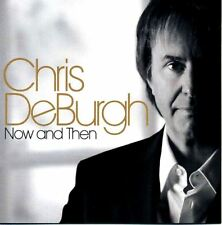 CHRIS DE BURGH now and then (greatest hits/best of) (CD album) EX/EX 5307573