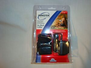 Innotek Rechargeable Automatic No-Bark Collar BC-200 Anti Bark Device Adjustable