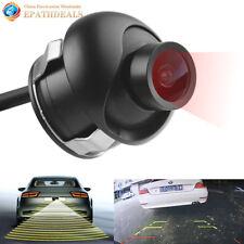 Mini 360° HD IR Caméra de Recul Vue Arrière de Voiture Vision Nocturne Étanche