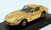 Best 1/43 Scale Model Car 2001 - Ferrari 275 GTB4 Coupe - 24ct Gold Plated