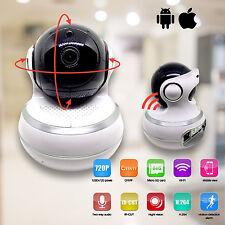 Wireless Pan Tilt HD 720P Security Network CCTV IP Camera Night Vision WIFI IR