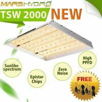 Mars Hydro TSW 2000W LED Grow Light Full Spectrum Hydroponics Indoor Plant