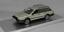 Kess Volkswagen VW Passat B2 GT Syncro Estate in Silver 1985 KE43028000 Ltd 250