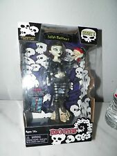 "BLEEDING EDGE BEGOTHS SERIES 5 DELILAH BLACKHEART NIB 2006 8"" FIGURE DOLL"