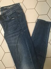 Madewell 'Skinny Skinny Ankle' Women's Jeans, Size 24.  Medium Wash.