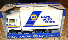 NYLINT MIB 1972-76 Napa Auto Parts City Delivery Truck #9140-N Steel Tough USA