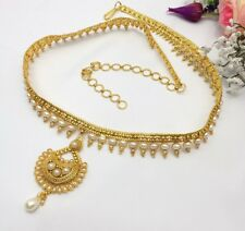 Indian Asian Bollywood Wedding Jewellery Bridal Sari Belt Party Ethnic Wear