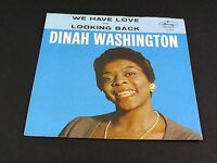 FIVE 5 DIFFERENT 45 Picture Sleeves Only DINAH WASHINGTON Mercury *NO RECORDS*