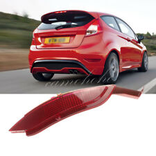 Right Side Rear Bumper Reflector Cover For Ford Fiesta Mk7 Hatchback 2009-2014
