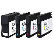 LOTE HP932xl negro y hp 933xl colores c-m-y reciclados