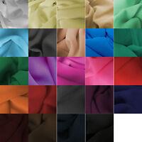 Premium Chiffon Dress Fabric, Dance, Craft, Drape - 150cm wide - sold per metre