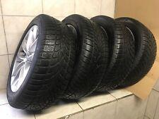 BMW X3 F25 X4 F26 Winterräder 18  Winterreifen Dunlop  ca . 5,5 mm Runflat