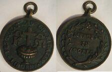 Livorno medaglia al merito della misericordia 1° tipo dell'800