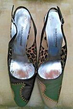 Women's Dolce & Gabbana Heels Size 40