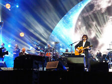 Jeff Lynne's ELO in concert Hyde Pk 2014! 80 PHOTOS! Alone in Universe. not cd