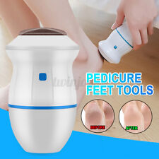 Pedi Remover Vac Pedicure Rechargeable Electronic Foot Files Clean Tool Feet