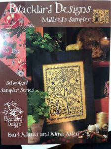 Blackbird Designs -Mildred's Sampler Chart- OOP