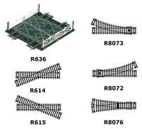 Hornby OO Gauge Model Railway Tracks Range of Types
