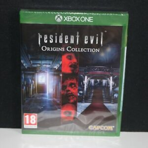 Resident Evil Origins Collection - Microsoft Xbox ONE (1) Game - New & Sealed
