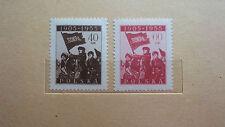 Polonia 1955/cat. fischer nº 782 - 803 recién postal/mnh (**)