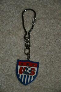NEW US Soccer Keychain