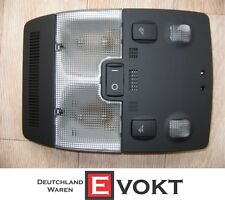 Audi A3 A4 interior light 8E0947135D 6PS black reading light Ambiente LED