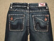 Laguna Beach Jean Co. Size 25 Measure Short Straight Leg Stretch Womens Jeans