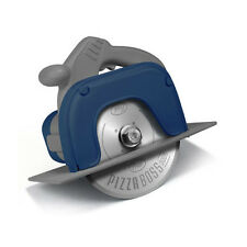 Fred & Friends PIZZA BOSS 3000 Pizza Slicer Cutter Power Saw Handle Steel Blade