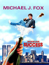 The Secret Of My Success (DVD, 2001) Michael J Fox