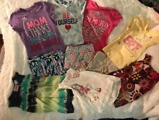Gap, Children's Place Girls Size 5 Shirts Tops Shorts 10 Pieces